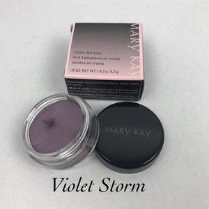 🌺NIB - MARY KAY VIOLET STORM CREAM EYE COLOR